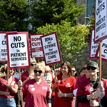 Thousands of RNs Set to Strike Five Sutter Hospitals Thursday