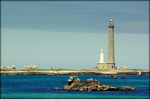L'île Vierge.
