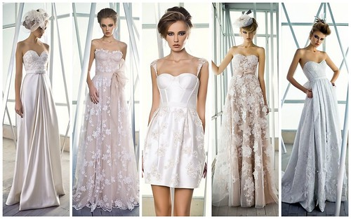 Bridal Gowns by Mira Zwillinger by Nina Renee Designs