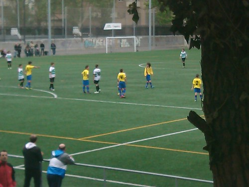 Barcelona Sunday League Football by simonharrisbcn