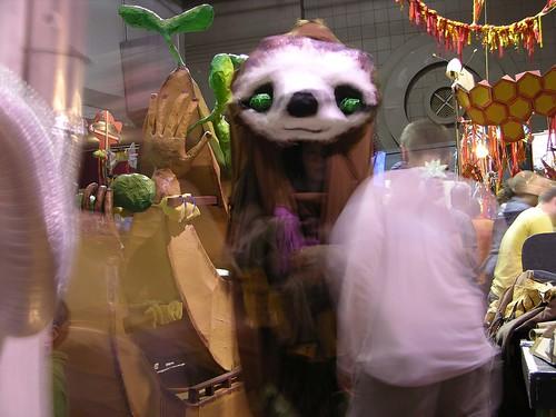 MayDay sloth costume