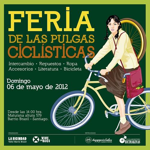 Segunda Feria de las Pulgas Ciclísticas