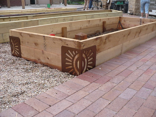 raised beds | the demo garden blog