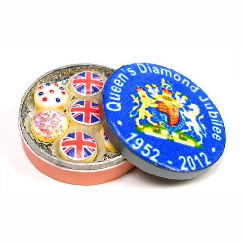 Diamond Jubilee Biscuits