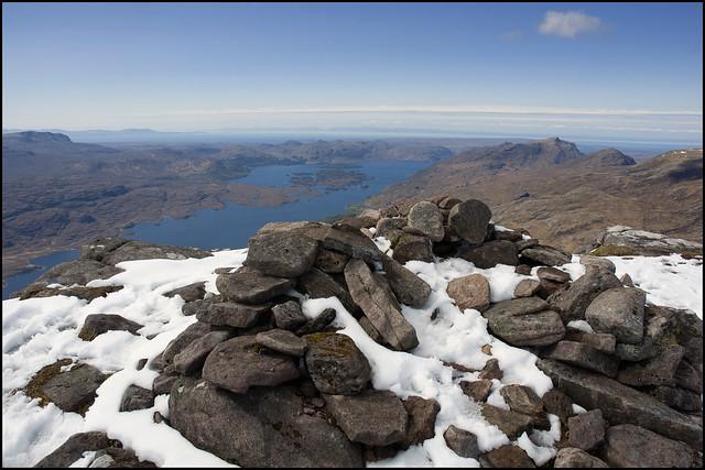 Slioch North Top