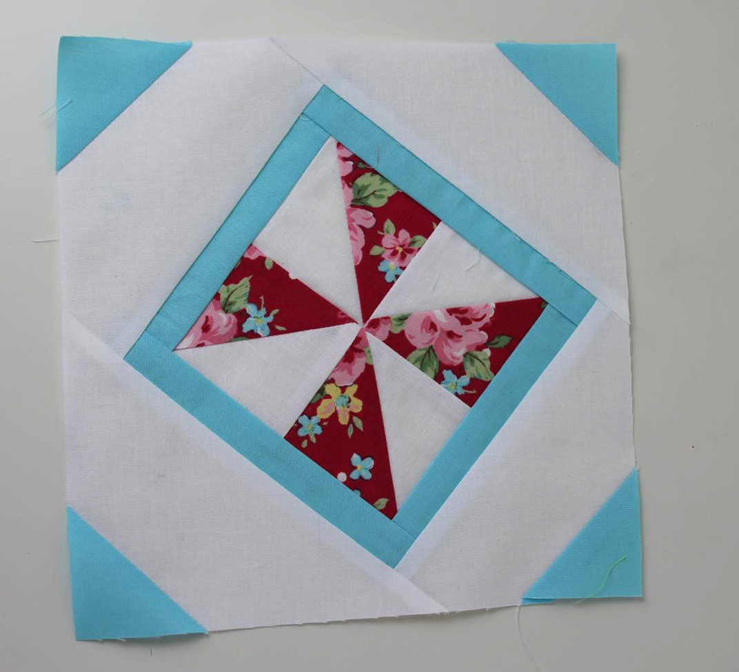 Block for Desperate Housewife Quilt Along