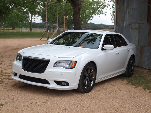 2012 Chrysler 300 SRT8 Again 2