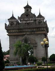 Patuxai Arch 1