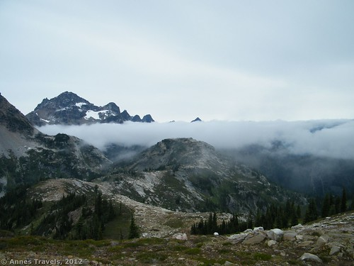 Maple Pass Trail, North Cascades National Park, Washington