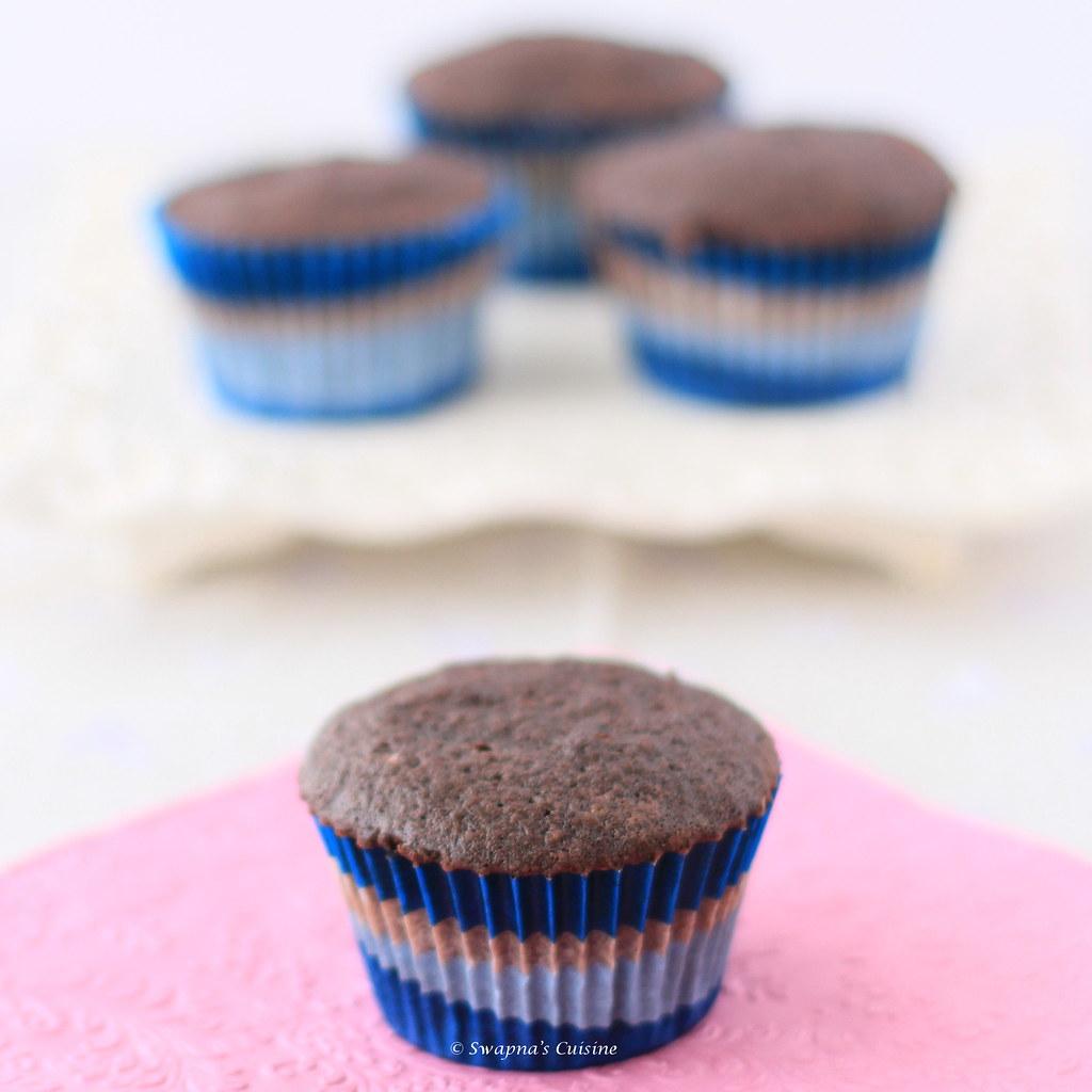 Chocolate cupcake recipe kerala