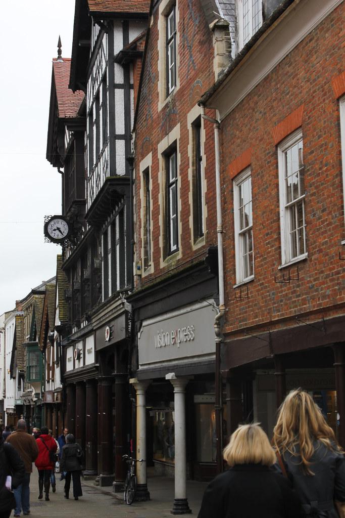 High Street de Winchester