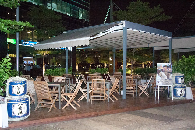 Akari Dining & Bar - Outdoor right