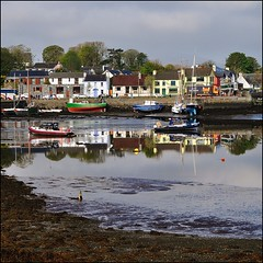 Low tide in Cinn Mhara.