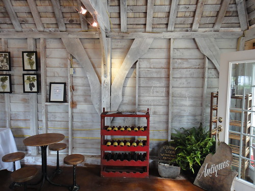 Tasting Room, Slack Winery, Ridge