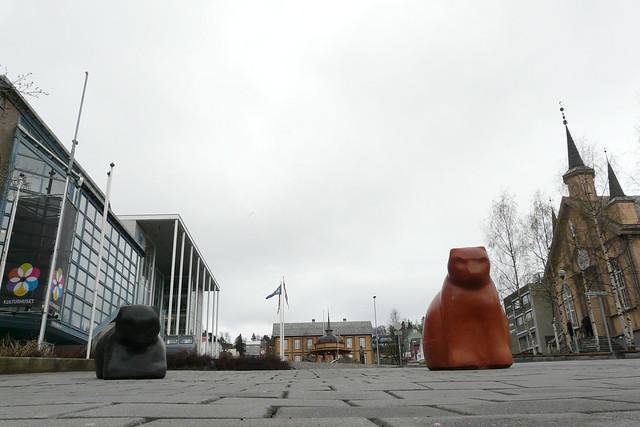 145/366: Gatetes en Tromsø