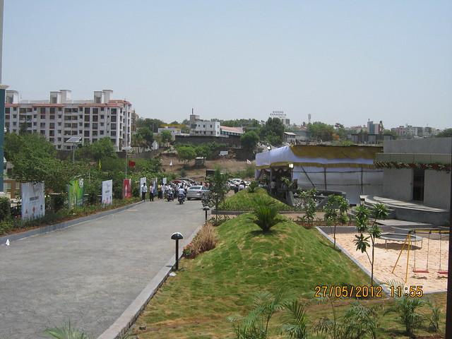Site of Windsor County, 1 BHK 2 BHK & 3 BHK Flats near Reelicon Garden Grove, Datta Nagar, Ambegaon Budruk, Pune 411046