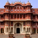 India, Jaipur: city palace