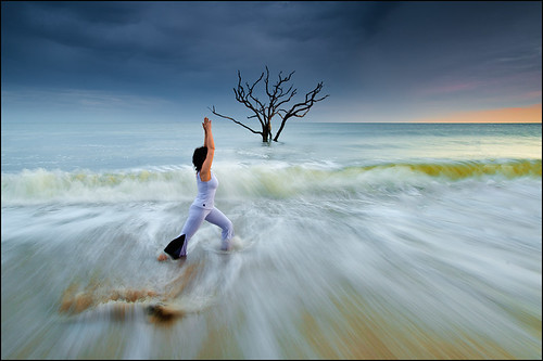 Yoga At Botany Bay, SC