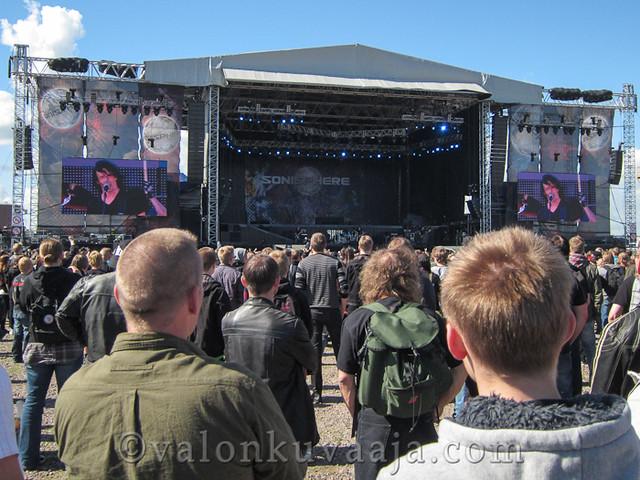 Gojira | Sonisphere Finland 4.6.2012, Helsinki.