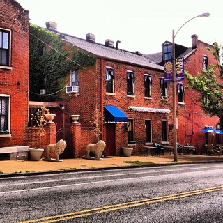 Bastille Bar - Soulard, St. Louis