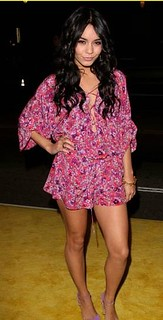 Vanessa Hudgens Jumpsuit Celebrity Style Women's Fashion