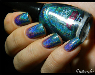 Degrade Holo by Kelly Cris