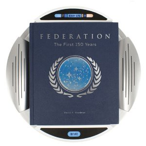 Federation, the First 150 Years: cover and pedestal
