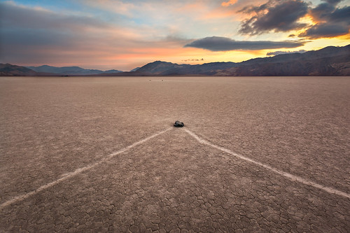 Merge, Death Valley NP