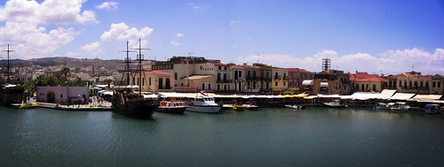 panorama Chania