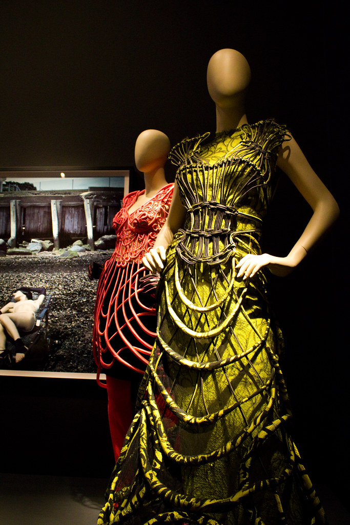 Jean Paul Gaultier at the de Young