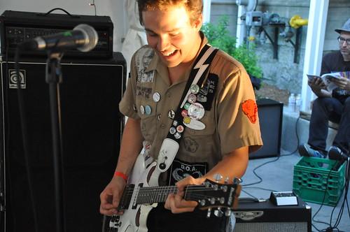 Sam Coffey & The Iron Lungs at Club SAW
