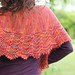 Suncrest Shawl