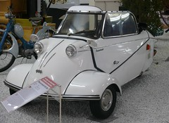 Messerschmitt KR 200 white 1955 vl