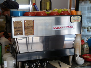 La Marzocco Espresso Machine, Je & Jo Comestibles, W 47th St