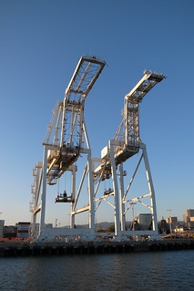Gantry Cranes - Port of Oakland
