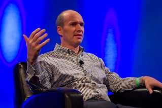 PandoMonthly - June 2012 - Sarah Lacy interviews Ben Horowitz | by thekenyeung
