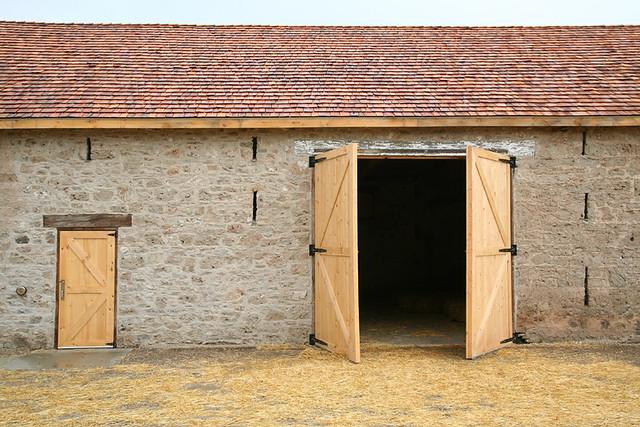 Barn Doors Open Flickr Photo Sharing