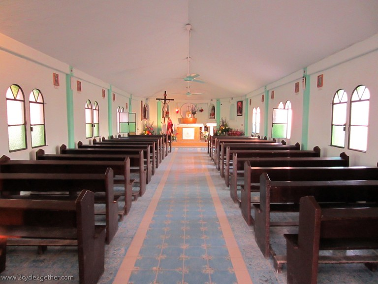 Church at Las Pocitas
