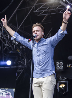 Olly Murs - Party in the Park, Leeds 2011