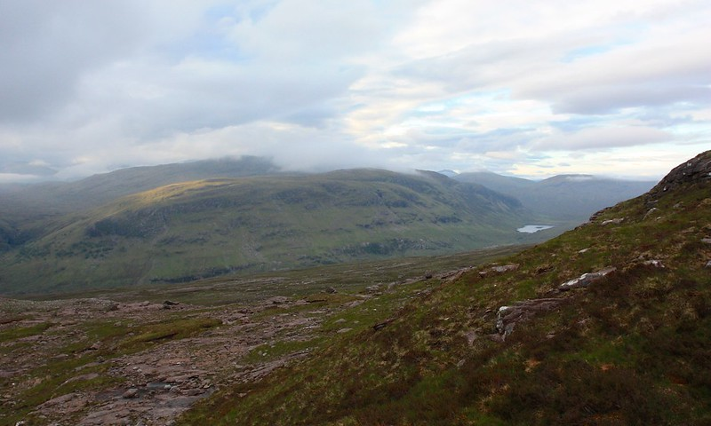 Towards Loch an Nid
