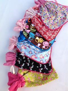 Saquinhos de merenda | Draw string bag