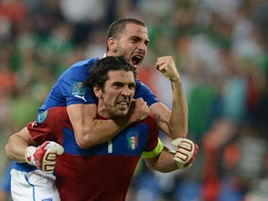 EURO 2012 Semi-Final