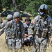 Small photo of Aeromedical evacuation training