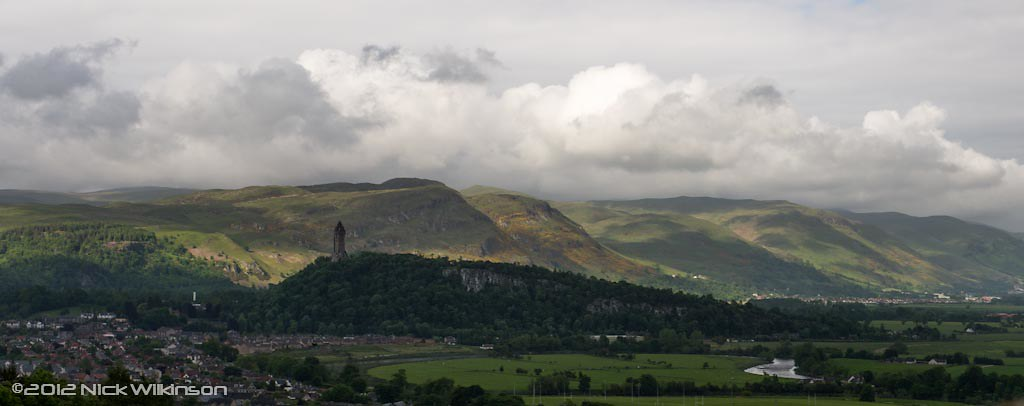 Wallace Monument & Dumyat