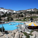 High Camp Pool Squaw Valley Flickr Photo Sharing