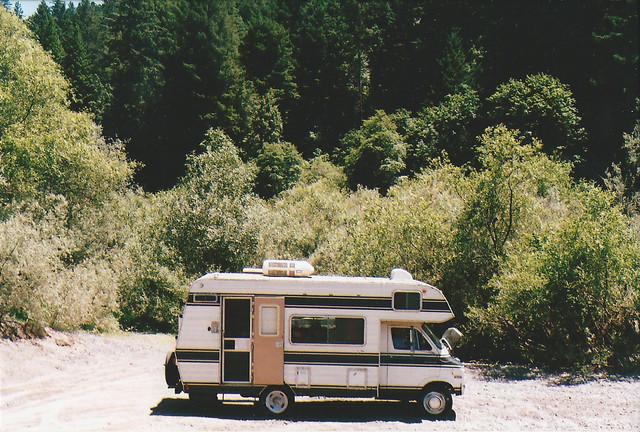 Rv Beach Camping Southern California
