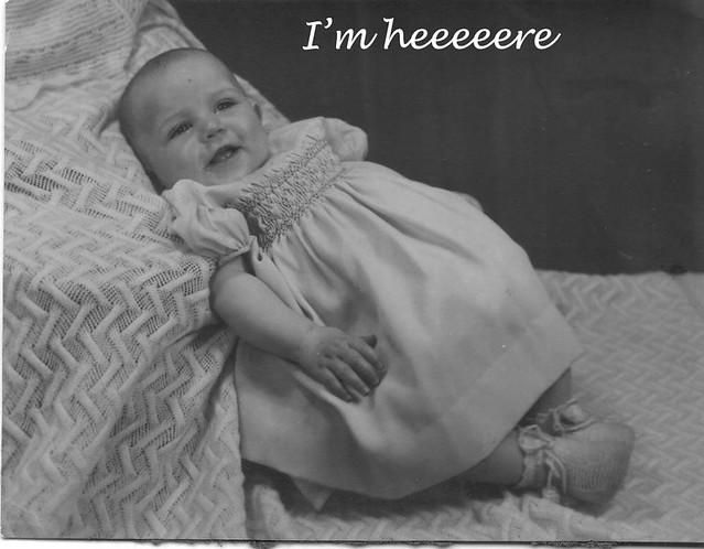 baby me im here