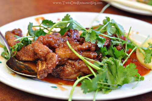 Peking Spare Ribs at Yuet lee Chinese Seafood Restaurant ~ San Francisco, CA
