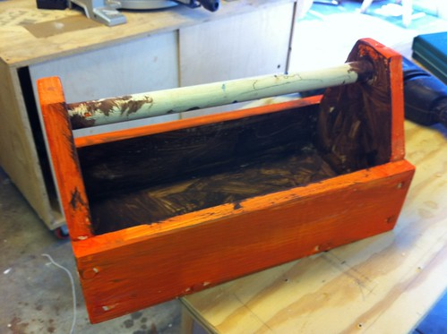 Finn's tool box