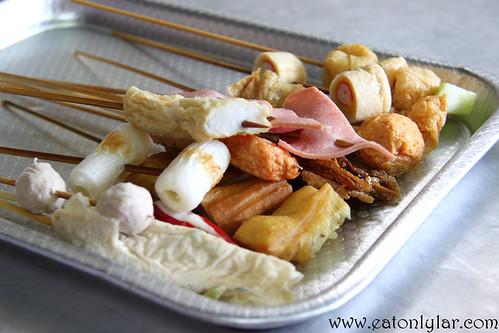 Skewers, Restoran Ban Lee Siang